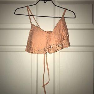 Pink Bikini Top (Target)